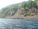 Barren Island - Andaman Islands.