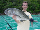 Giant Trevally from the Racha Islands.